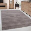 Modern tasarımlı kısa havlı salon genc odası Halı Plus 8000 Bej