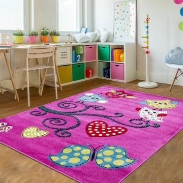 Kinderteppich Kinderzimmer...