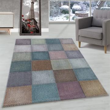 Kurzflor Teppich Modernes...