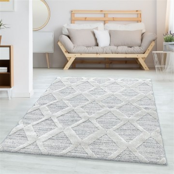 Kurzflor Design Teppich MIA...