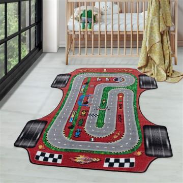 Kurzflor Kinderteppich...