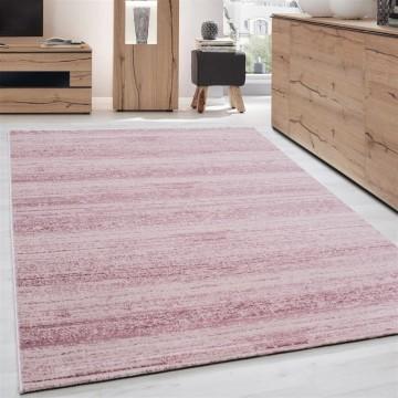 Teppich Modern Kurzflor...
